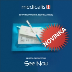 Alfa fetoprotein - tumorový marker See Now AFP test 5 ks