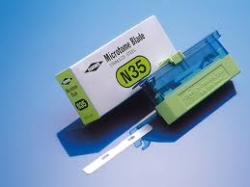 Mikrotomové žiletky Feather N35