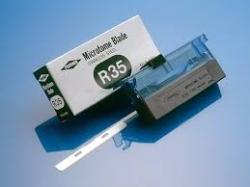 Mikrotomové žiletky Feather R35