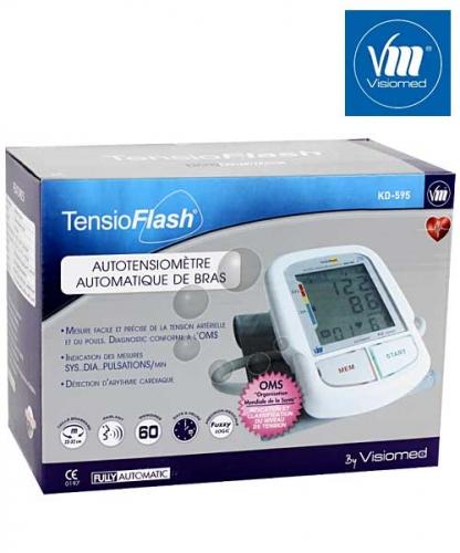Automatický pažní tlakoměr TensioFlash KD-595 Visiomed Francie