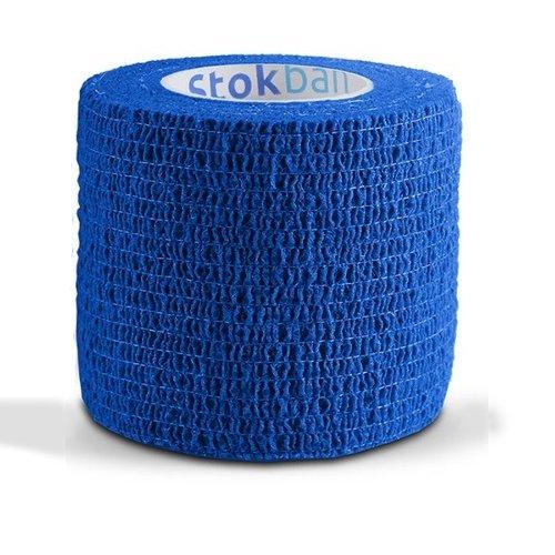 Elastické kohezivní obinadlo 2,5 x 450 cm StokBan Barva modrá