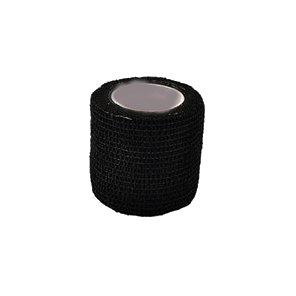 Elastické kohezivní obinadlo 2,5 x 450 cm StokBan Barva černá