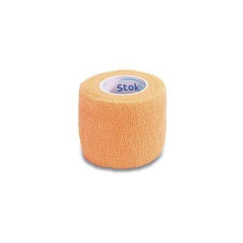 Elastické kohezivní obinadlo 2,5 x 450 cm StokBan Barva pomerančová