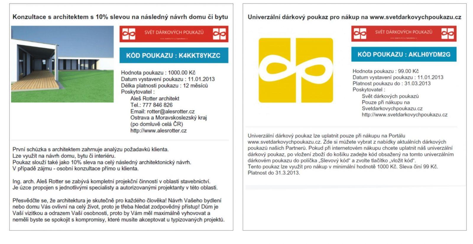 8871f617081 Dárkový poukaz ve výši 99 Kč a dárkový poukaz na 10 procentní slevu v  sadách ovulačních testů.